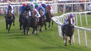 The Epsom Derby of 2015