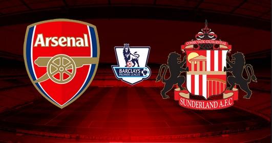 Arsenal vs Sunderland 20/05/2015