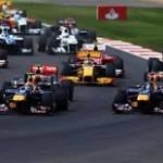 F1 Grand Prix Race