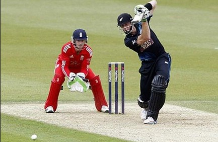 Cricket England and New Zealand